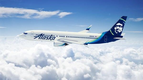 alaska airlines brand position