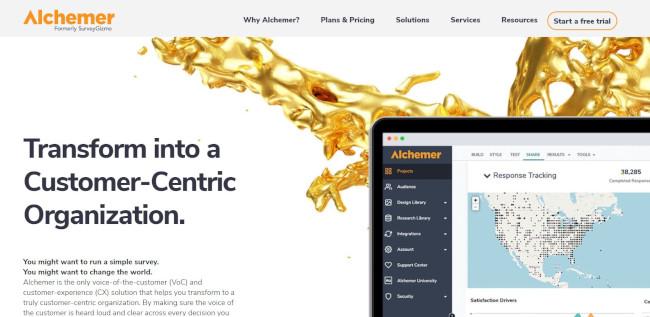 alchemer free online survey maker