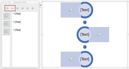 alternating-picture-circles-timeline