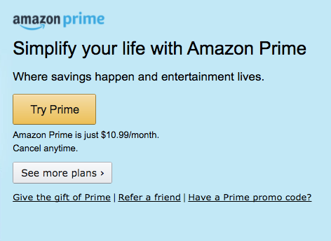Customer loyalty the ultimate guide amazon prime plang fandeluxe Choice Image