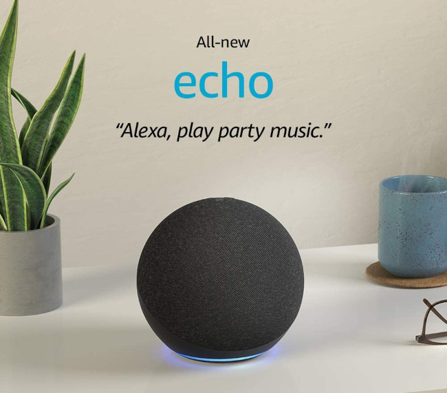 amazon echo fourth generation as the best smart home speaker