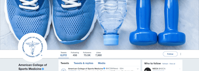 american-college-of-sports-medicine-twitter-cover-photo