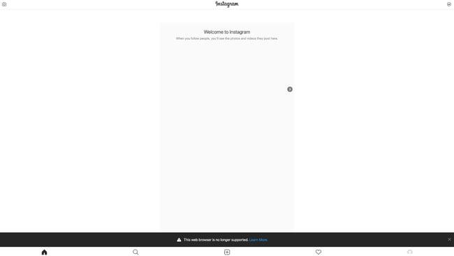 برنامه برای افزونه Chrome اینستاگرام