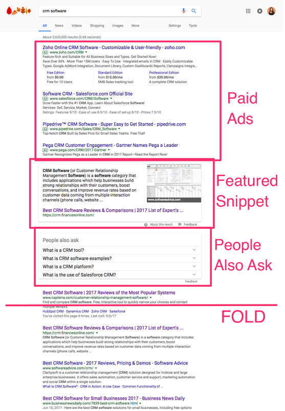 Does your Website win Featured Snippets in Google?