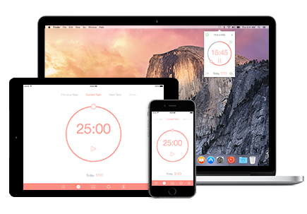 be focused time management app