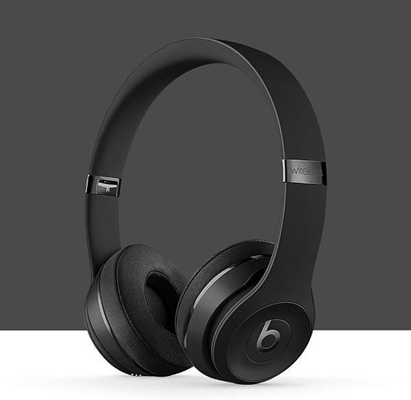 beats solo 3 wireless bluetooth headset