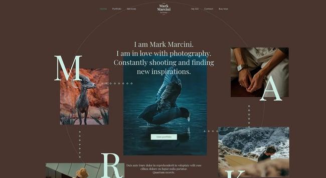 Betheme WordPress theme for artists and creatives