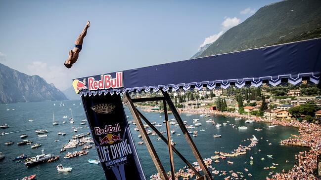 Brand awareness events: Red Bull