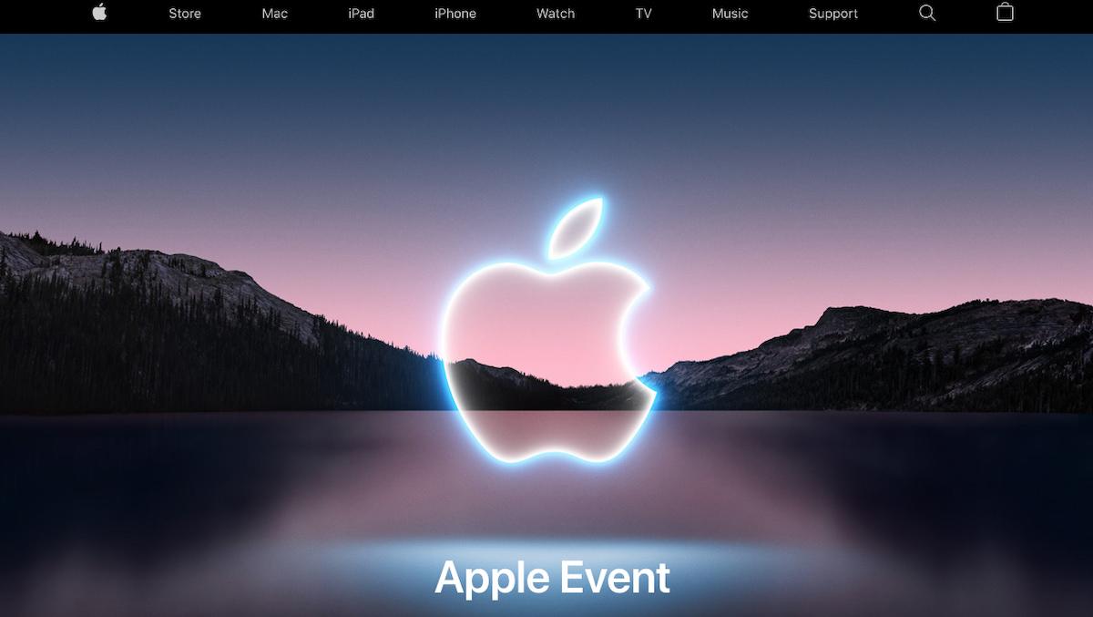 Brand awareness example: Apple