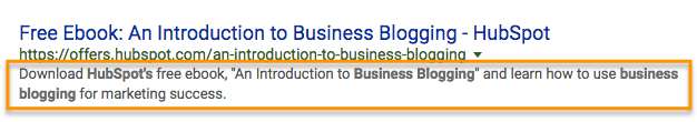 business blogging serp.png