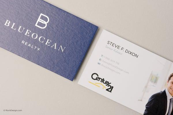 century-21-realtor-business-card