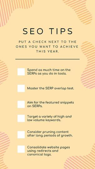 downloadable seo checklist