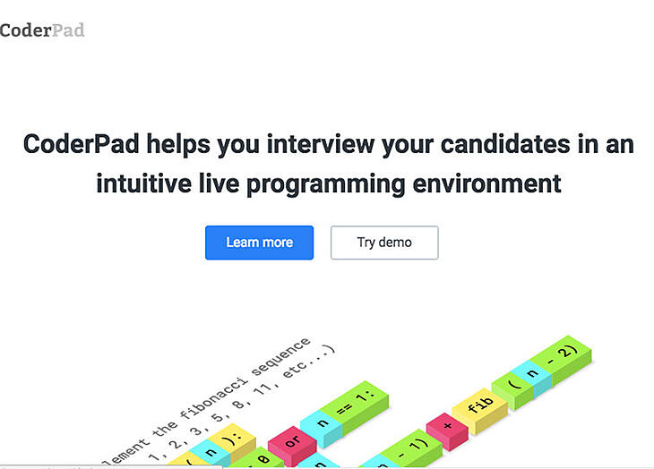 how to use hackerrank for interview