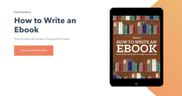 content distribution example ebook hubspot