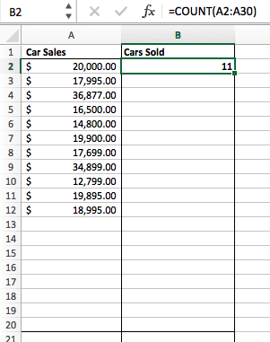 count-formula-in-excel