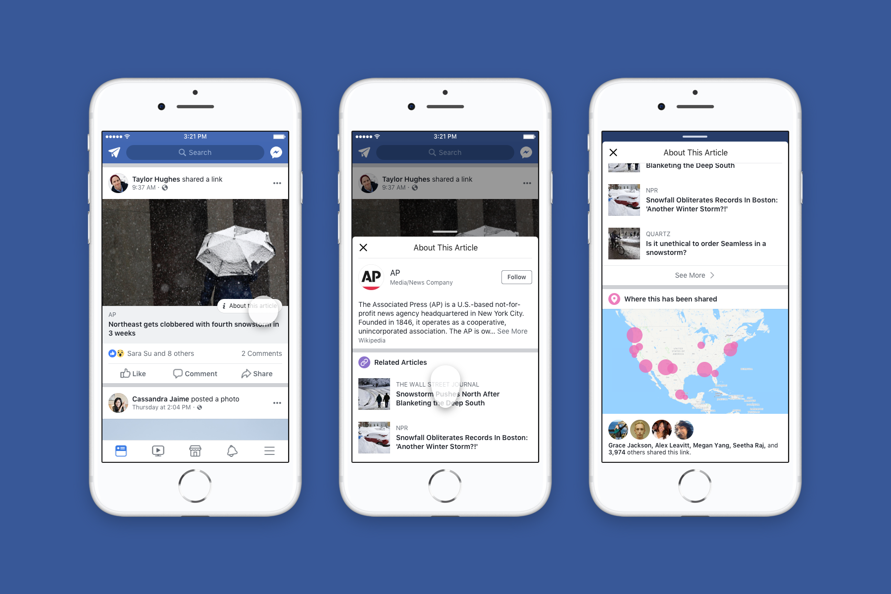 cover-image-1  Facebook Is Rolling out New Background Information Tools for News Feed Content cover image 1