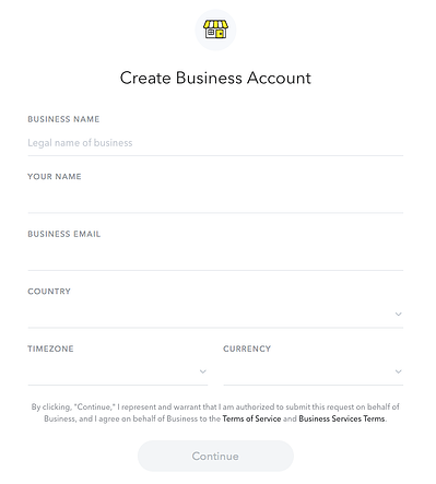create-snapchat-business-account