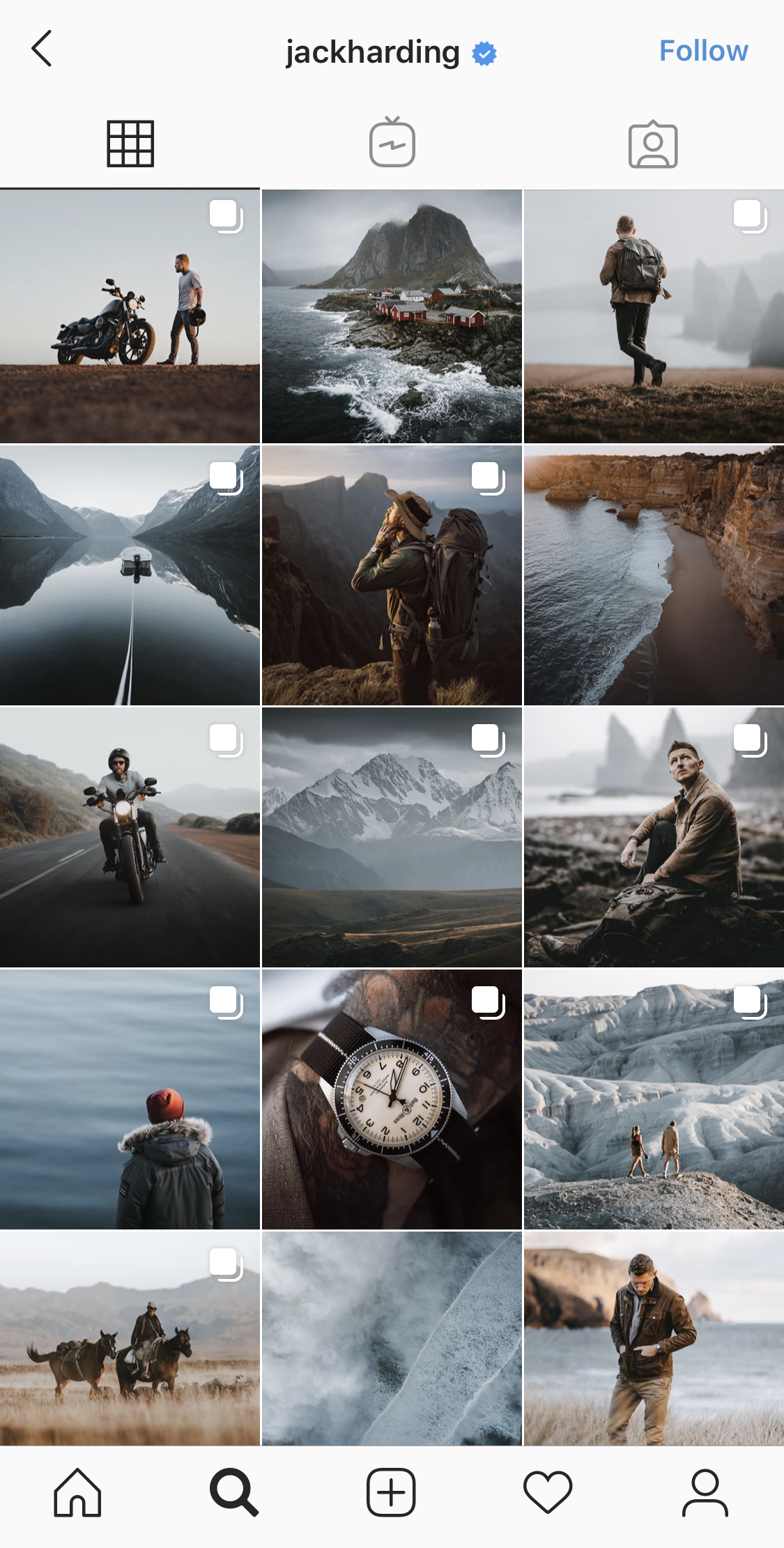 darkcolors-instagram-theme