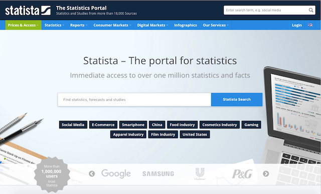 data-visualization-resources-statista.png  17 Data Visualization Resources You Should Bookmark data visualization resources statista