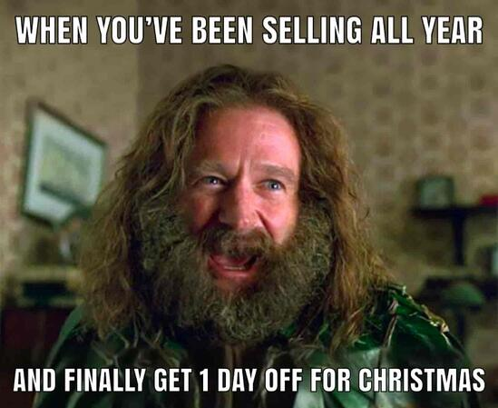 13 Amazing Sales Memes To Celebrate The End Of 2019
