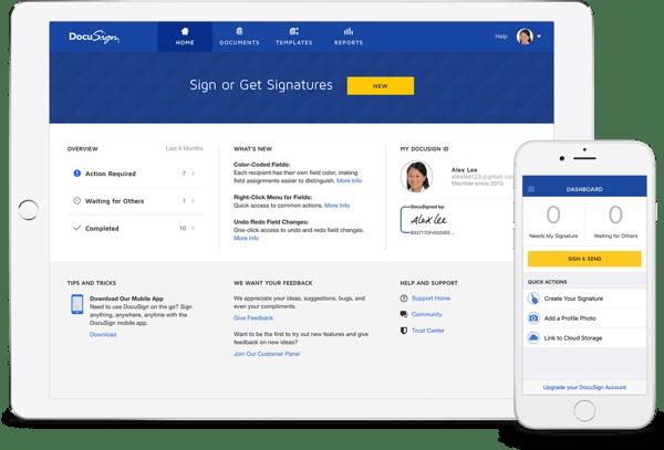 docusign-sales-app