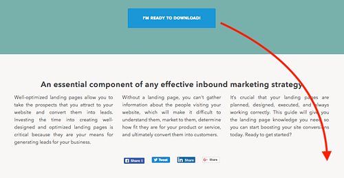 download-auto-scroll-landing-page