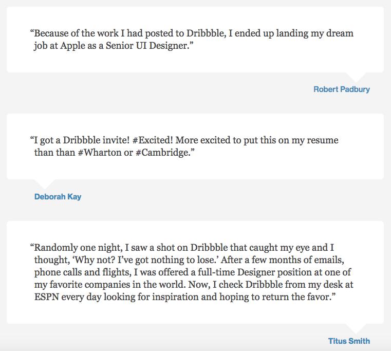 dribbble-證明-示例
