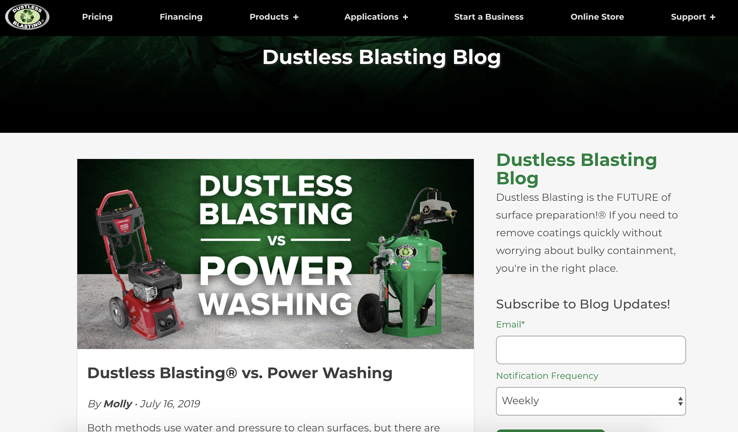 dustless-blasting-blog