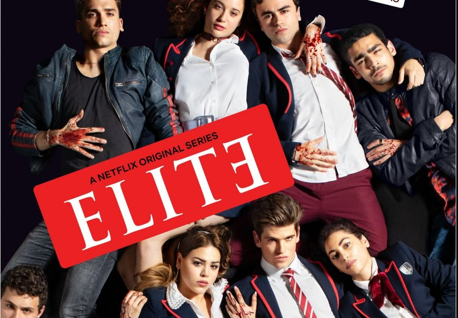 Spanish-based drama Elite is an example of localized content on Netflix