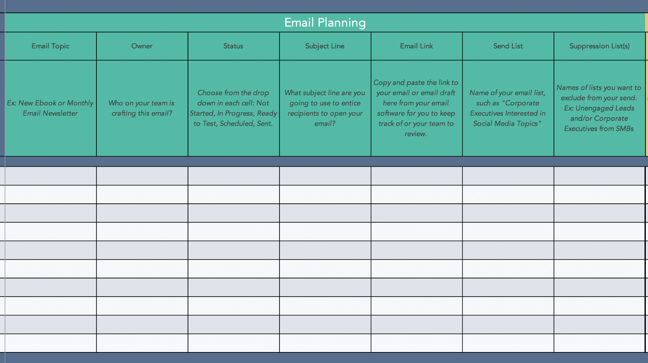 email-marketing-strategy-template-two