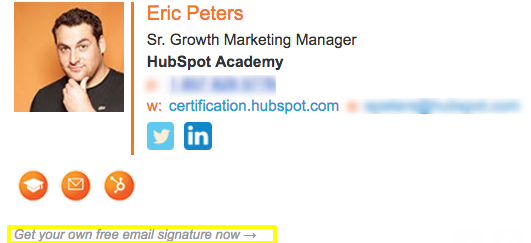 12 Clever Ways to Use Your Email Signature to Support Your ...