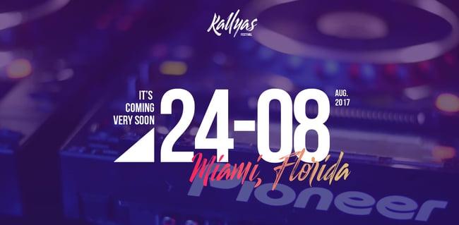 demo page for the event wordpress theme kallyas