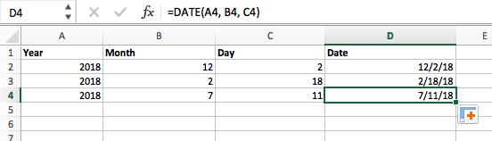 excel-date-formula