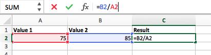 excel-division-formula