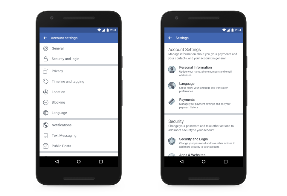 Facebook Is Updating Its Privacy Tools. Here's a Look at What to Expect.