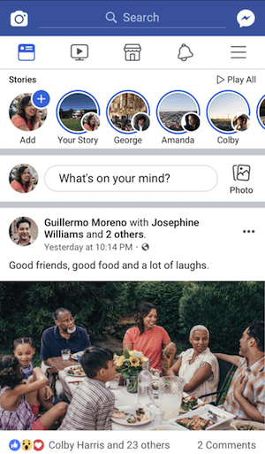 facebook-commuting-app