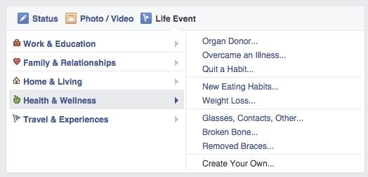 how to do a live facebook event