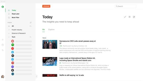 نمونه اصلی صفحه اصلی مجموعه مطالب خبری