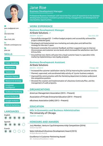 29 Free Resume Templates For Microsoft Word How To Make Your Own