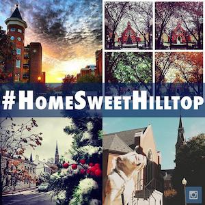 georgetown university instagram posts