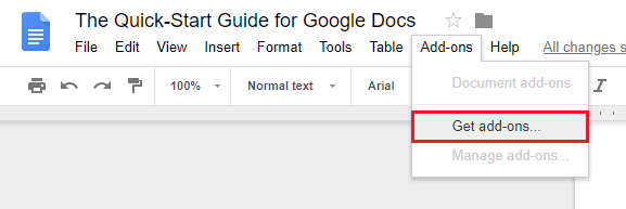 google-ad-ons