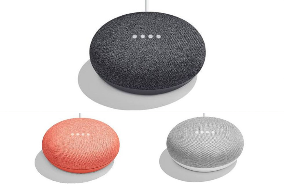 You're Pregnant! Just Kidding. Here's the News You Missed This Week. google home mini1