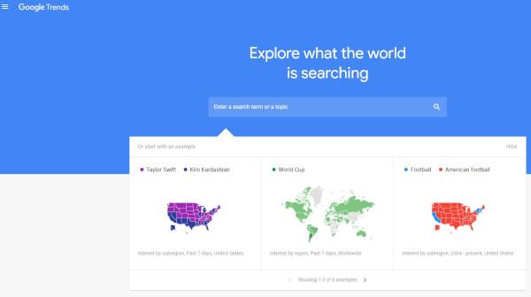 Google Trends Sem Tool