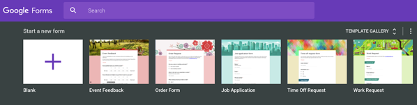 how to create a survey in google forms step 2