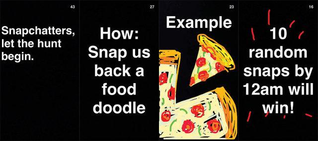 grubhub-snapchat.jpg  14 of the Best Snapchats to Follow for Inspiration grubhub snapchat
