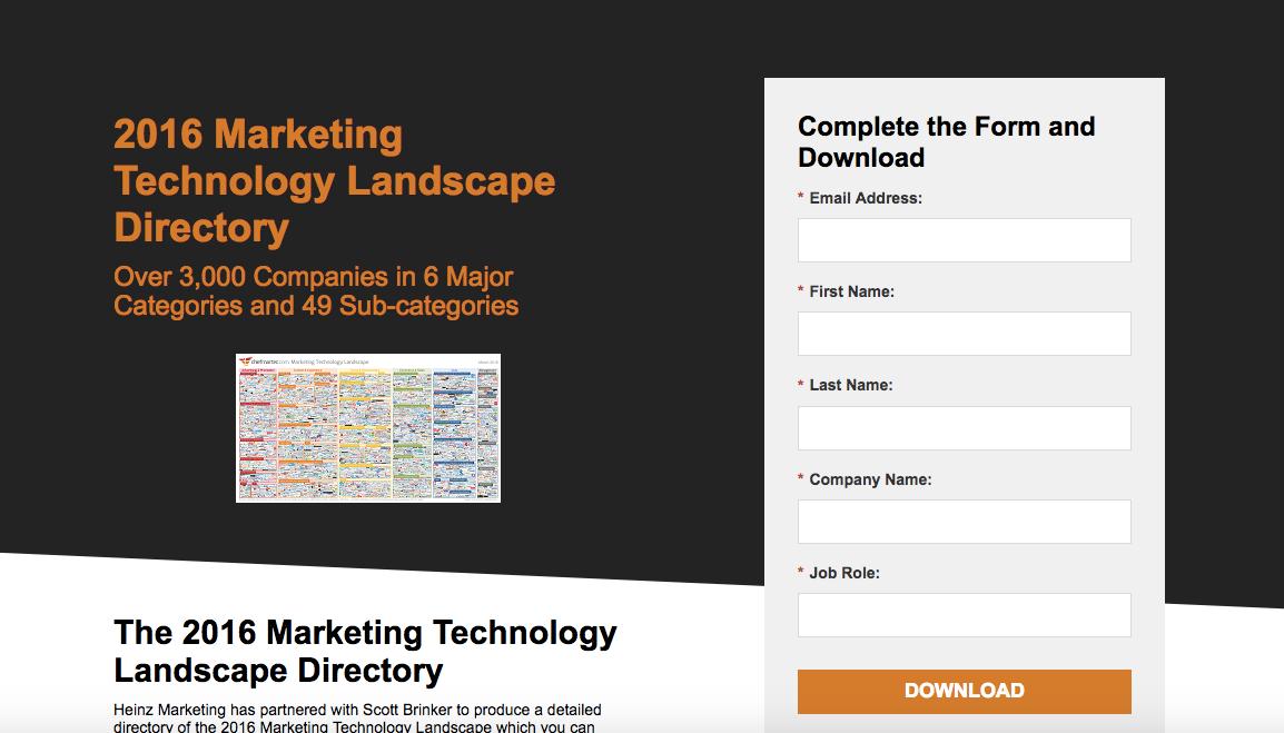heinz marketing directory