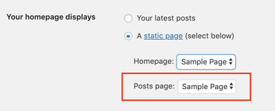 homepage displays for how to remove sidebar in WordPress