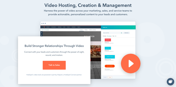 hubspot video example