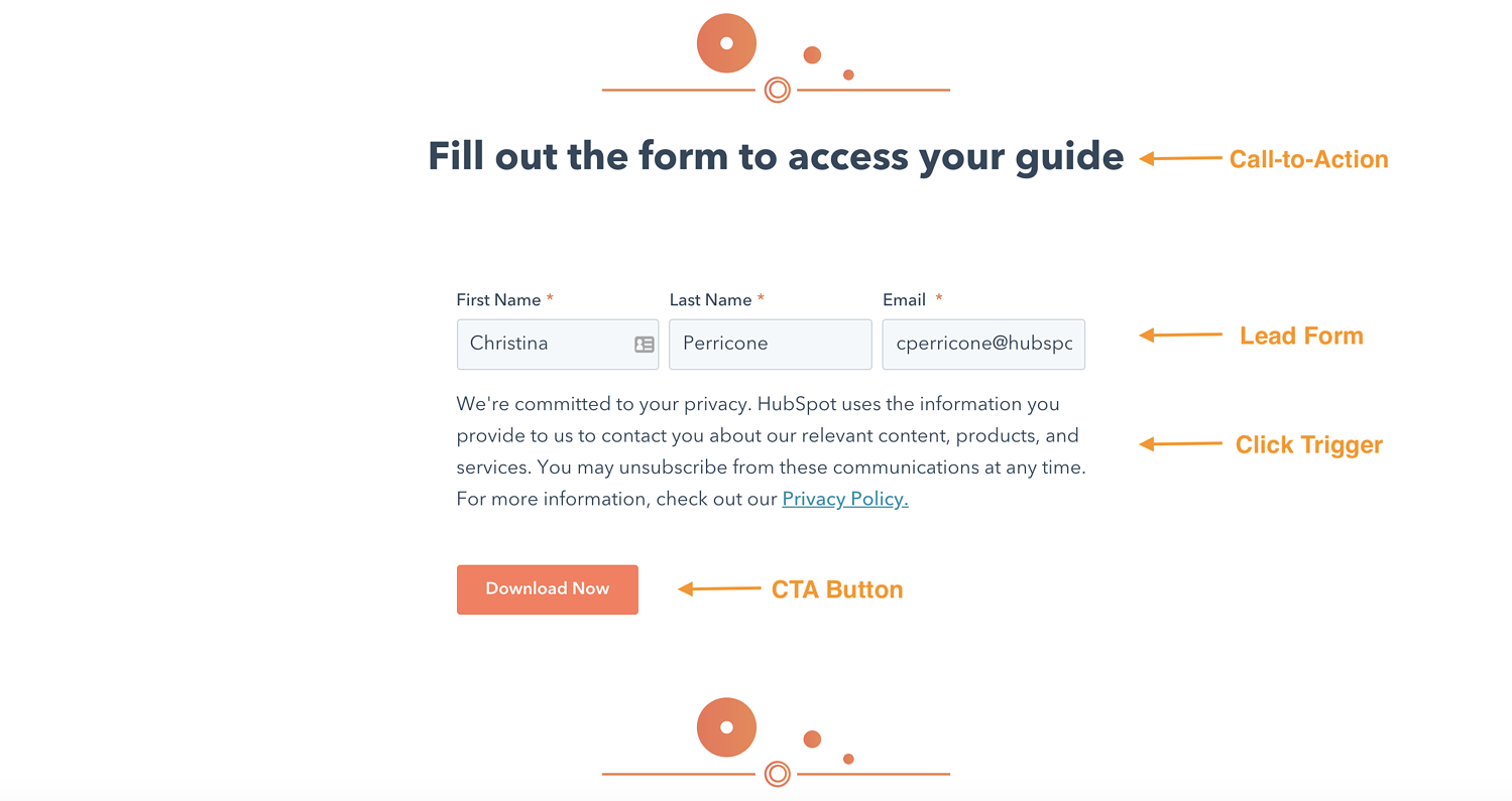 hubspot-lead-form