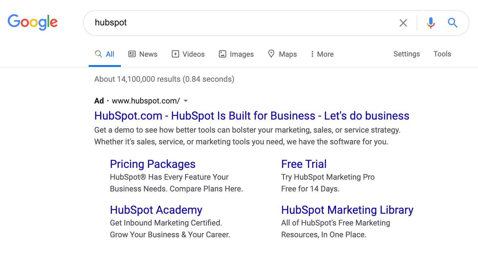 hubspotad-google